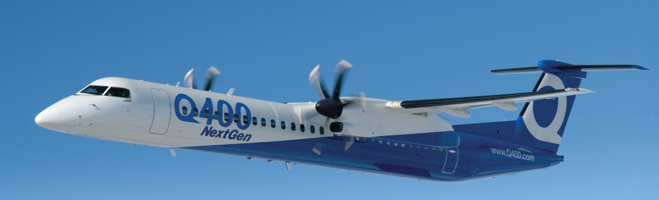D8Q4FST Aircraft