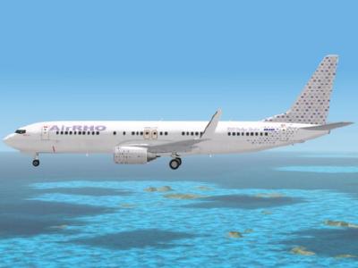 Aircraft AirRHO