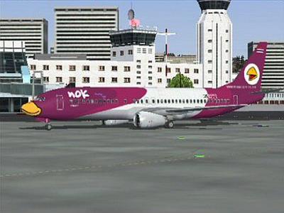 Aircraft NokAir