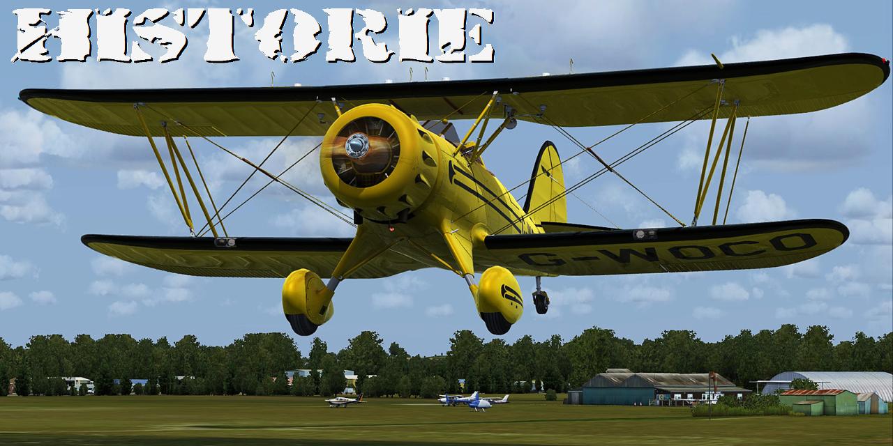 FSX HISTORIE Aircraft Historie