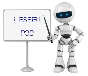 P3D LESSEN Teacher