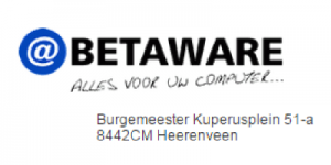 B737RHO Betaware
