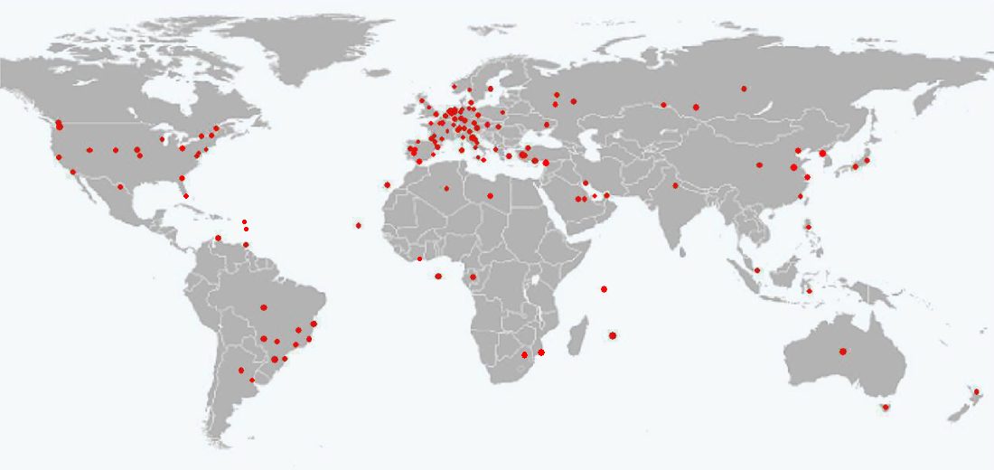 IMG ClubSite visitors WorldWide