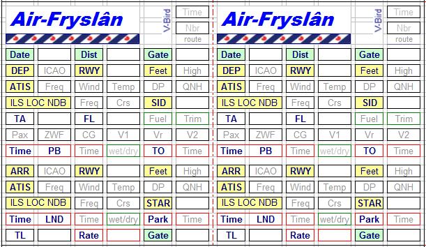 IMG AirFryslan Dep Arr Sheet